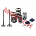 GY6 Inlet/Exhaust Valve sets