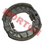 Drum Brake shoe 110mm X 25mm